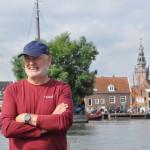 Schipper Ton Wegman in Monnickendam