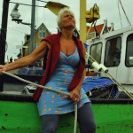 Naast visserschepen
